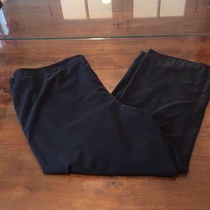24W Maggie Barns Catherine's Black Pants